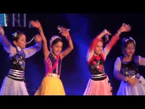Salalah Eid meet 2015   Welcome dance