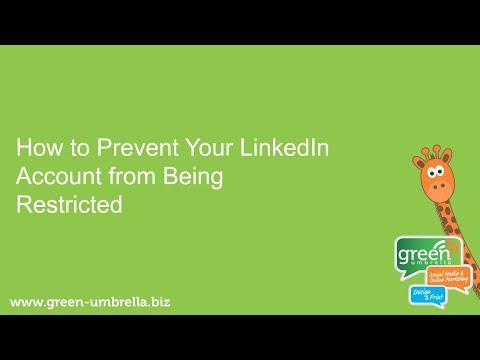 How to Avoid Restrictions on your LinkedIn Account