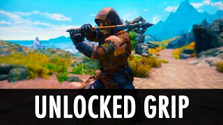 Skyrim Mod: Unlocked Grip
