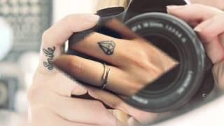 Маленькие татуировки для девушек. Такие маленькие, прималенькие