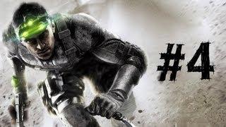 Splinter Cell Blacklist Gameplay Walkthrough Part 4 - Escape the Drone Attack