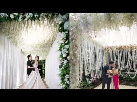 tin tuc sao viet_Đám cưới 'thần tiên' xa hoa của các đại gia Thái Lan