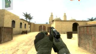 "[CS:S] ""Back To CS:S"" High Dynamic Gun Ambient Sound Test"