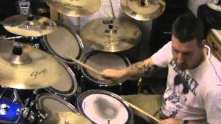 Tom Petty And The Heartbreakers: Free Falling Drum Cover.