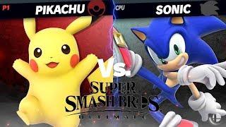Super Smash Bros. Ultimate - Replay Matches Fun #6: FOR GLORY | Palutena's Guidance: Pokémon series