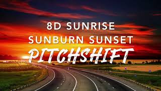 8D Sunrise, Sunburn, Sunset — Luke Bryan | PitchShift