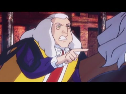 Liberty's Kids HD 102 - Intolerable Acts (Pilot,Part II) | History Cartoons for Children