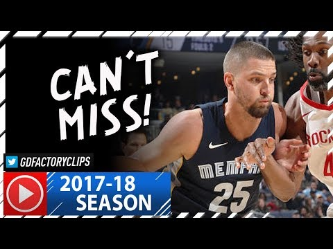 Chandler Parsons Full Highlights vs Rockets (2017.10.28) - 24 Pts off the Bench!