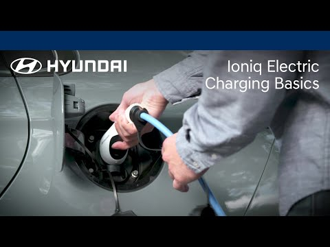 EV Charging Basics | Ioniq Electric | Hyundai