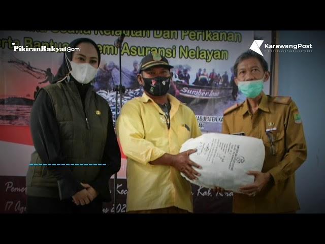 Setelah Terima Bantuan Nelayan Harus Semangat Meski Terdampak Pandemi