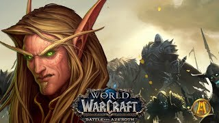 8.1 Arthas Attacks Silvermoon [Blood Elves Heritage Questline]