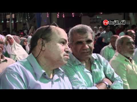 تقرير حفل افتتاح حزب الحرية و العدالة بالاسكندرية.