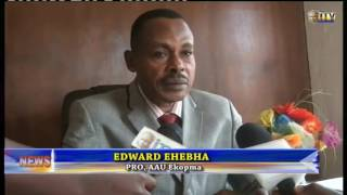Students of AAU, Ekpoma protest over increase in tuition fees