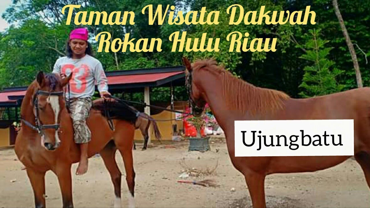 Taman Wisata Dakwah Rokan Hulu Riau
