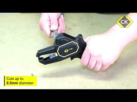 T1261 Automatic Wire Strippers