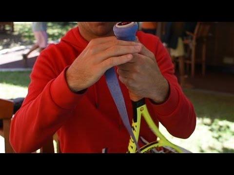 Tennis Pro Richard Gasquet's Speedy Grip Change-Up