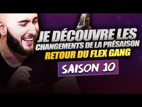 Vidéo d'Alderiate : [FR] ALDERIATE & LE FLEX GANG - PRÉSAISON - GAREN VS VLADIMIR - MON RETOUR SUR LOL EN NORMALE GAME