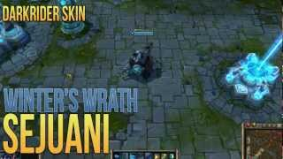 League of Legends - Champion rework - Sejuani, the Winter