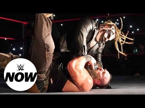 """""""The Fiend"""" Bray Wyatt and Braun Strowman's horrific reunion: WWE Now"""