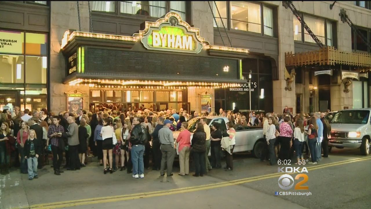 Long Security Lines Delay Show At Byham Theater