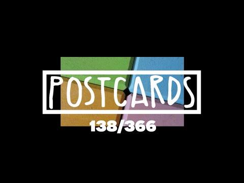 Postcards 138/366 - Parola ai colori