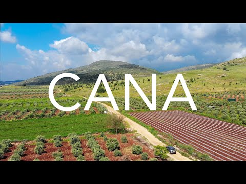 In search of the real Cana, where Jesus turned water into wine