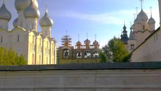Ионинский звон - звонница Ростовского кремля