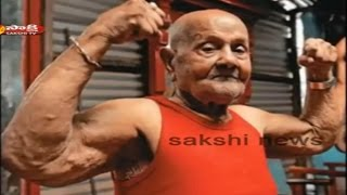 India's First Mr Universe Manohar Aich Passes Away