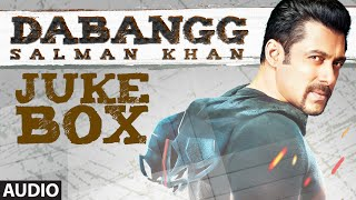 Dabangg Salman Khan Superhit Song | Audio Jukebox | Birthday Special