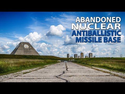 Abandoned Nuclear Antiballistic Missile Base