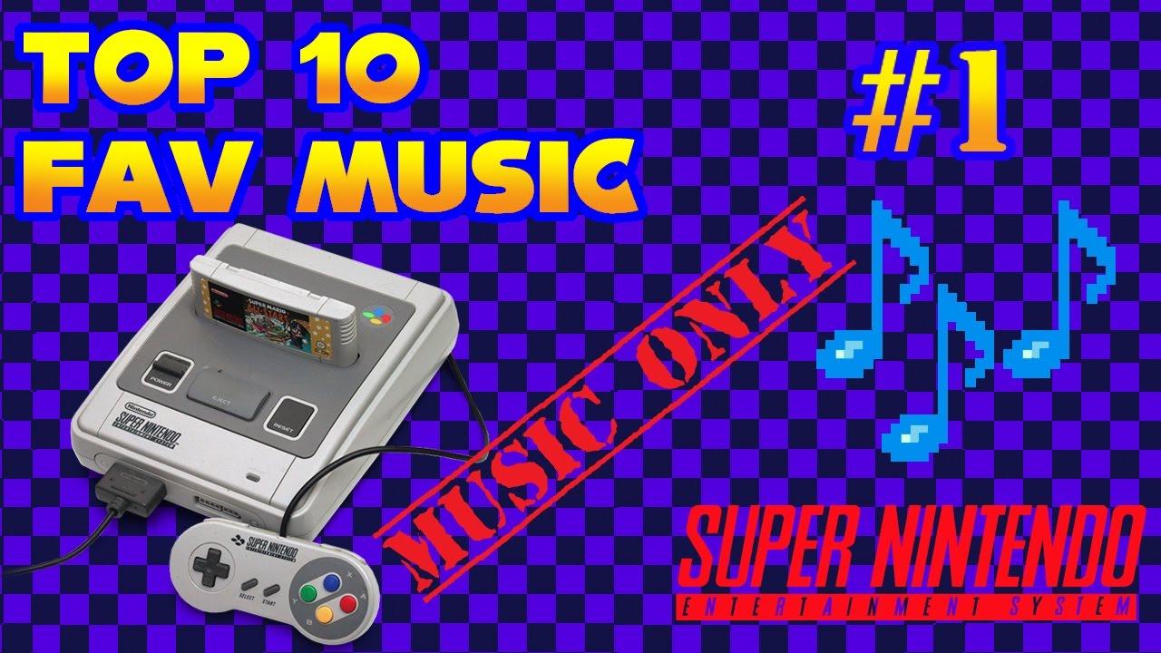 Top 10 Snes music - Part 1