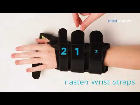 5 Cool Hand & Wrist Braces You Can Buy In 2019 From Amazon