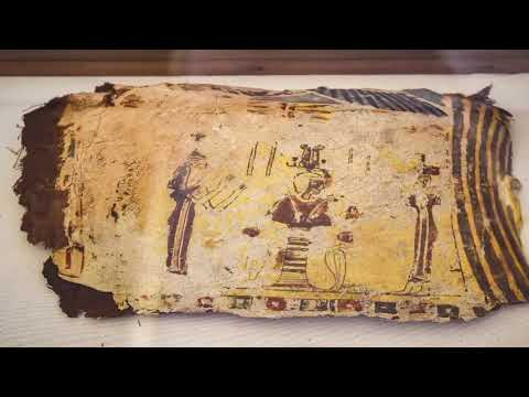 Thousands year old Egypt sarcophagus to be opened on live TV