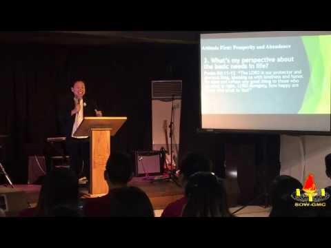 Part 2-Life Counselling: Attitude First, Prosperity & Abundance  by Sis. Val