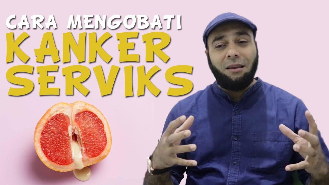 dr Zaidul Akbar - Cara Mengobati Kanker Serviks - YouTube