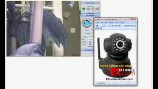 ip Wireless Security Camera Set-Up Instructions / INFO: FOSCAM, China Cam, ezCam