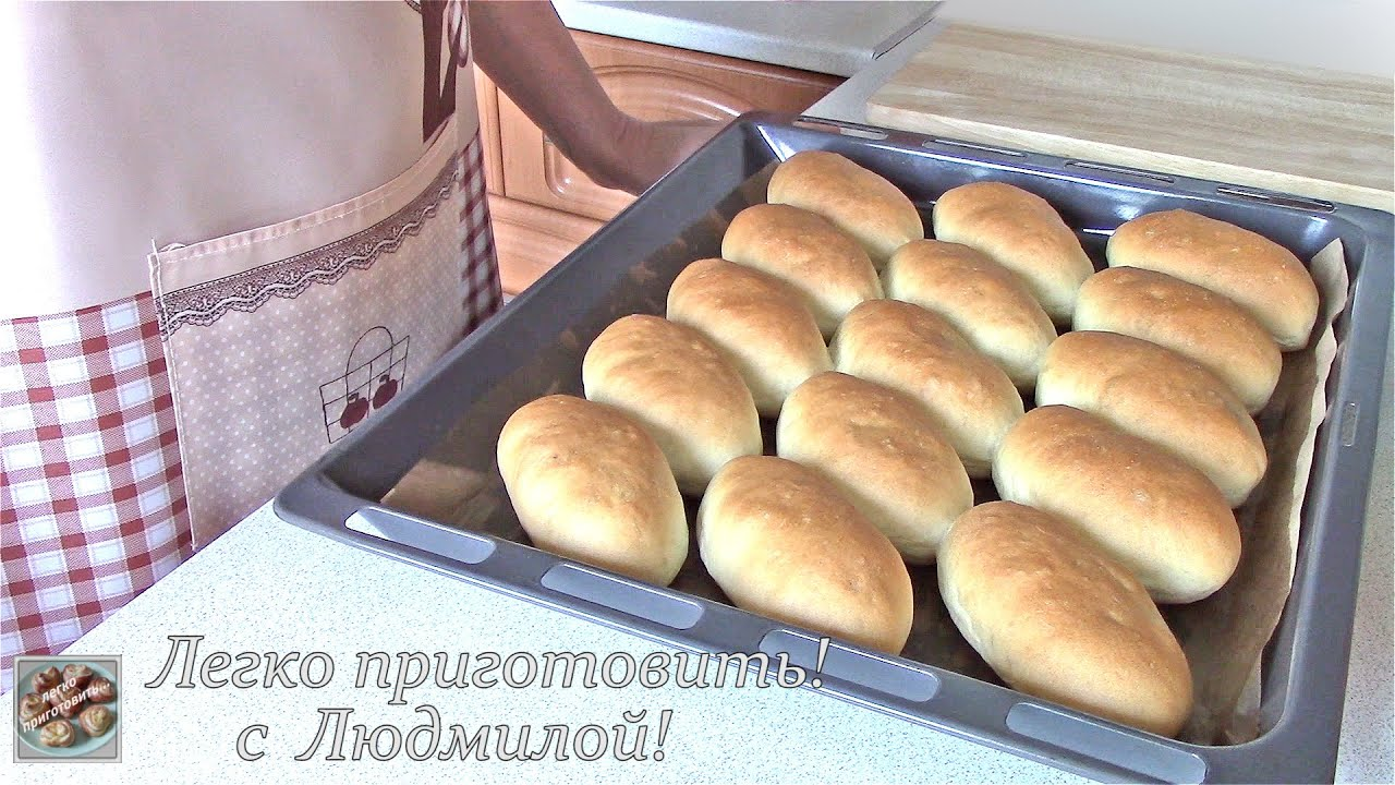 Пирожки рассольнички Пирожки с солеными огурцами  без яиц без молочных продуктов  Легко приготовить!