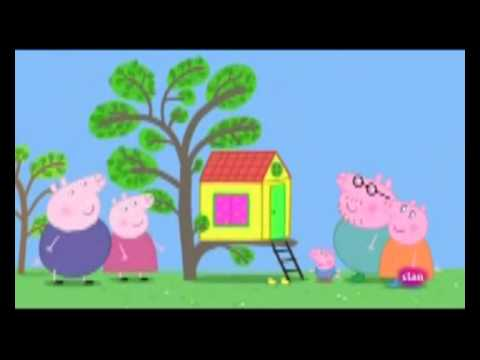 La casa del rbol peppa la cerdita peppa pig espa ol youtube - Peppa pig la casa del arbol ...