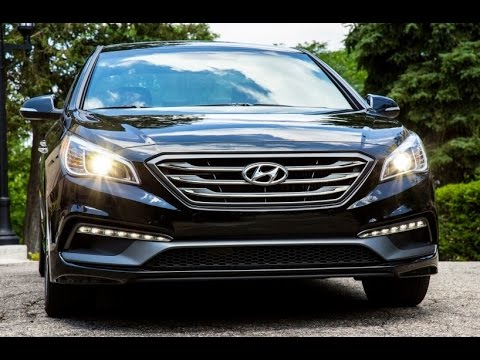 2017 Hyundai Sonata Sports Review