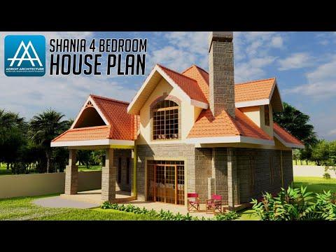 shania-4-bedroom-house-plan-design---all-en-suite-bedrooms-with-detailed-floor-plans