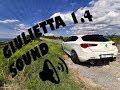Alfa Romeo Giulietta 1.4 turbo benzina | SOUND /diretto/ragazzon ulter sport