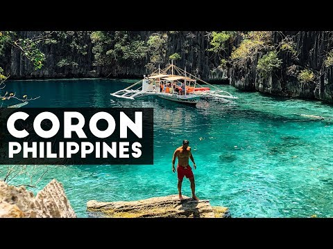 5 MOST ICONIC Spots You MUST SEE in Coron, Philippines