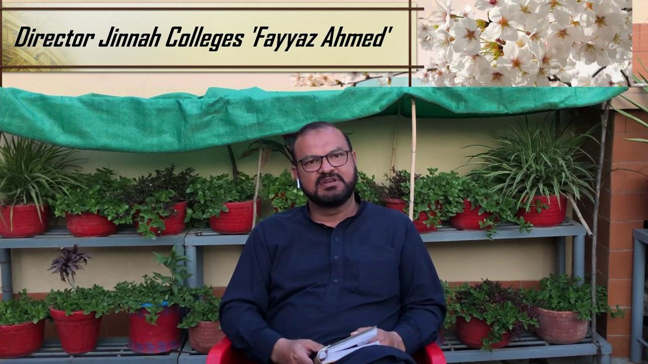Director's Message regarding Ramadan 2020 & COVID - 19