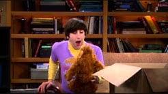 The Big Bang Theory mit ALF Puppe Folge 17 Staffel 3 german