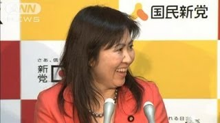 「W亀井」離党会見・質疑応答部分ノーカット5(12/04/06)