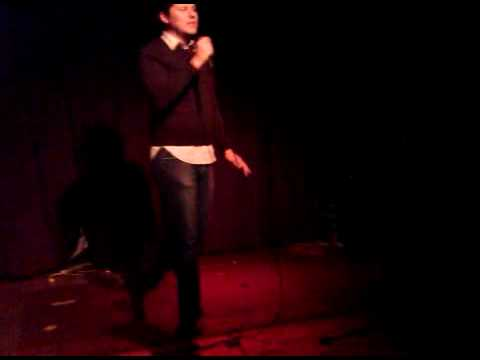 "Northside Karaoke Chronicles - Matt does ""Shock The Monkey"""