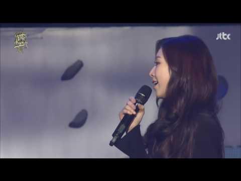 150115 Chen(EXO) & Wendy(Red Velvet) - Endless Love @ the 29th Golden Disk Awards