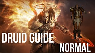 Diablo 2 - DRUID GUIDED PLAYTHROUGH - Part Normal