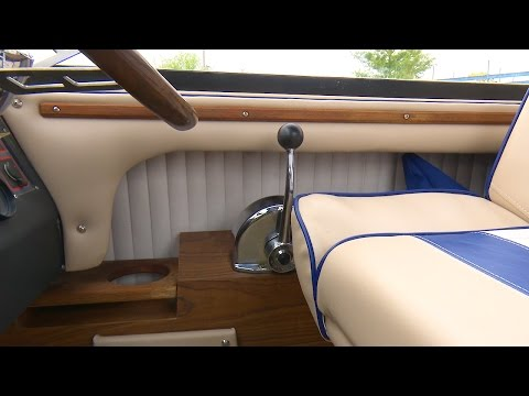 How To Upholster Side Panels On A Powerboat