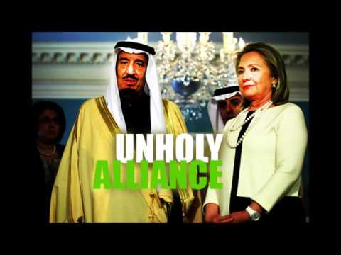 BOOM  HILLARY CLINTON Transfers $1 8 Billion to QATAR Central Bank  STUNNING  Western Bankers !
